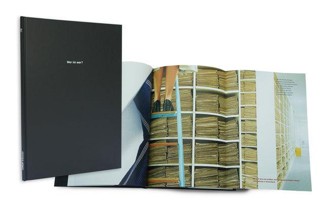 Das schwarze Buch über Geld