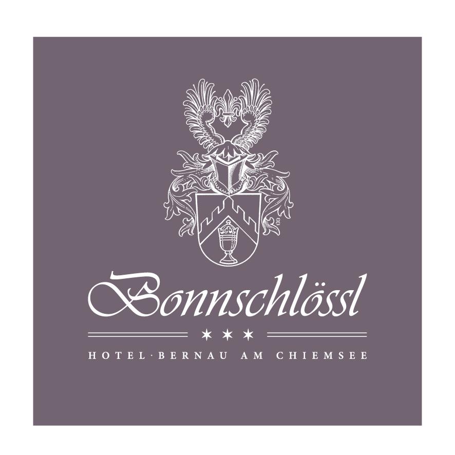Monoflosse gestaltete das Erscheinungsbild für das Hotel Bonnschlössel