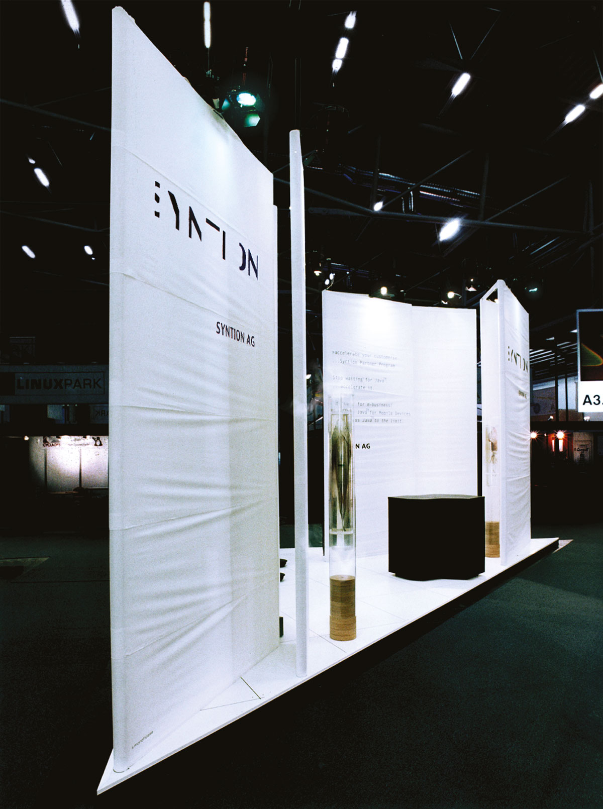 Exhibition Syntion AG