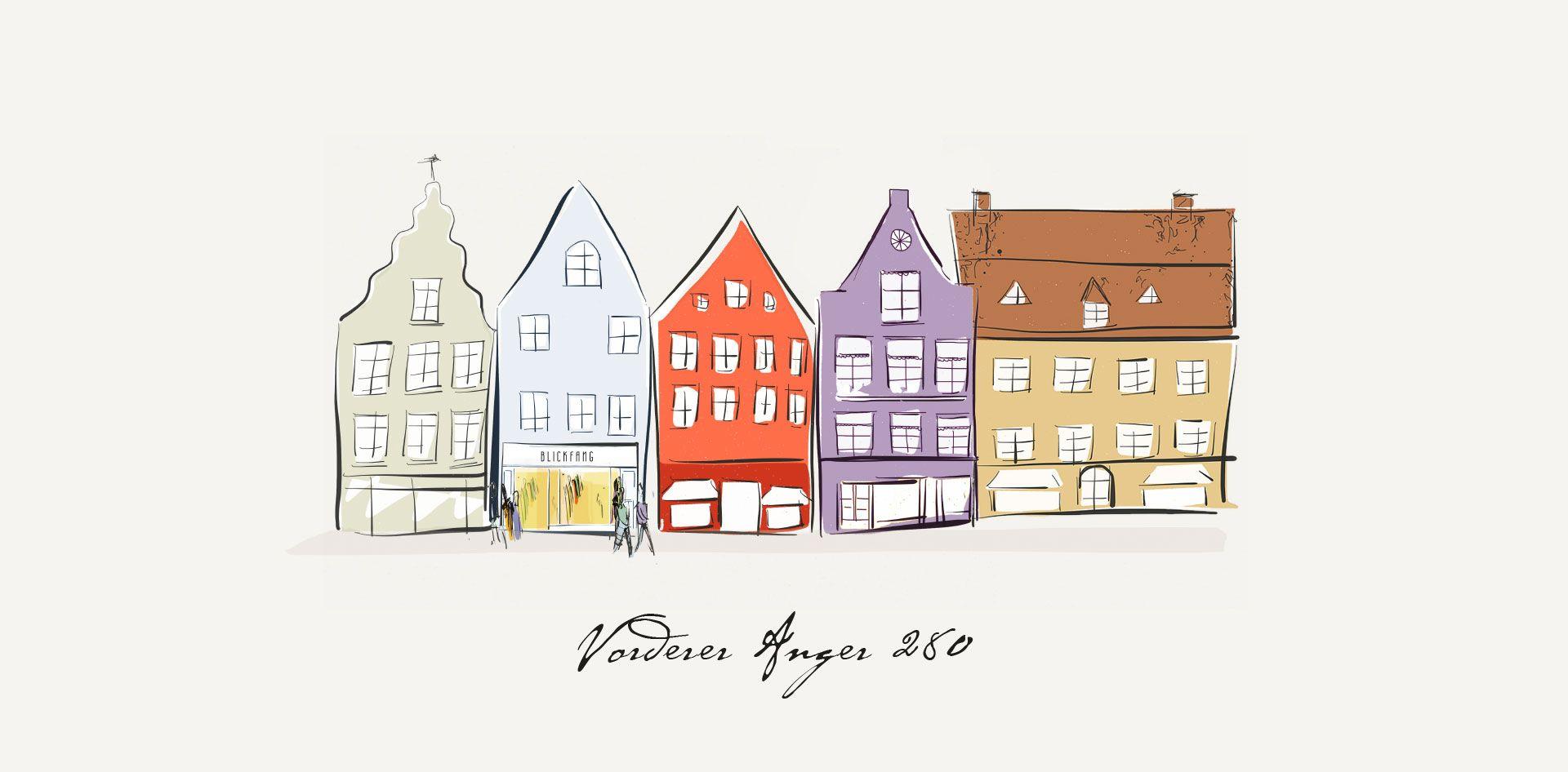 Zwei Fashionstores in der Landsberger Altstadt
